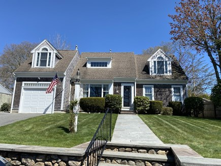 North Falmouth Cape Cod vacation rental - Front Exterior
