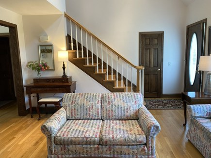 North Falmouth Cape Cod vacation rental - Staircase