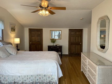 North Falmouth Cape Cod vacation rental - Upstairs Queen