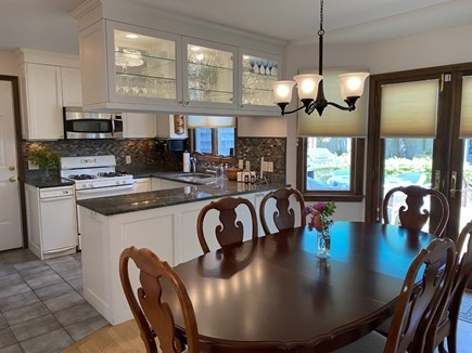 North Falmouth Cape Cod vacation rental - Kitchen/Dining