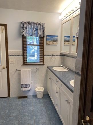 North Falmouth Cape Cod vacation rental - Masterbath