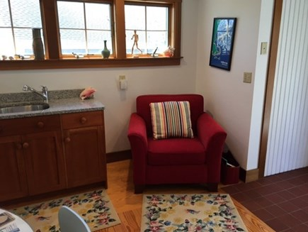 Eastham Cape Cod vacation rental - Additional sitting area