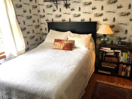 Harwich Cape Cod vacation rental - Bedroom/office with cozy full bed