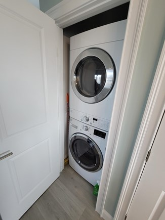 West Yarmouth Cape Cod vacation rental - Stackable washer and dryer