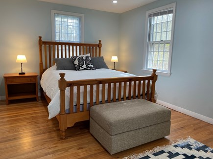 Brewster Cape Cod vacation rental - Private and cozy master bedroom with Queen Tempur-pedic