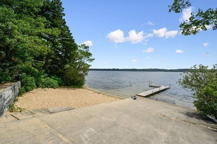 Brewster Cape Cod vacation rental - Seymour Pond for relaxing, swimming, canoeing, kayaking & fishing