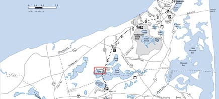 Brewster Cape Cod vacation rental - Our home is close to Cape Cod Bike Path and Seymour pond
