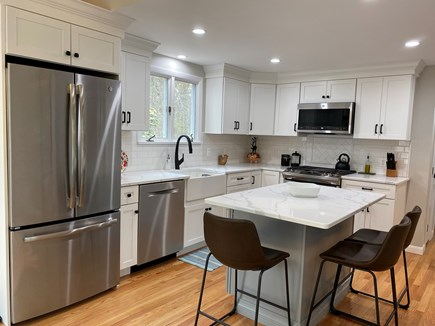 Brewster Cape Cod vacation rental - Fully equipped kitchen to cook your favorite meals