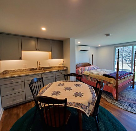 Eastham Cape Cod vacation rental - Third bedroom with sitting area
