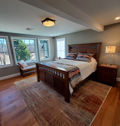 Eastham Cape Cod vacation rental - Primary bedroom