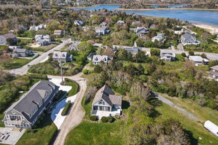 Orleans Cape Cod vacation rental - Aerial