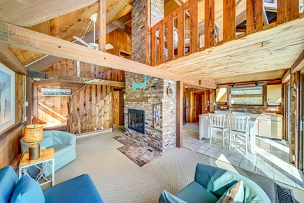 Orleans Cape Cod vacation rental - Living Room Area