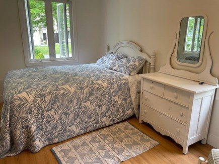 Falmouth, Maravista Neighborhood  Cape Cod vacation rental - Master bedroom: queen bed (not shown trundle bed & reading nook)