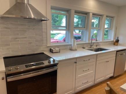 Falmouth, Maravista Neighborhood  Cape Cod vacation rental - High end kitchen with beautiful views