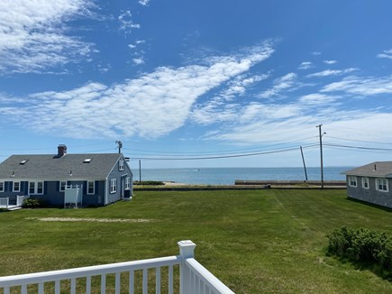 Falmouth Cape Cod vacation rental - Your view off the deck of Vineyard Sound.