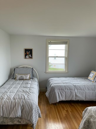 Falmouth Cape Cod vacation rental - Two twins and one double.