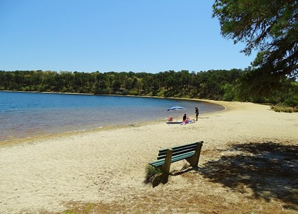 Chatham Cape Cod vacation rental - Walk down the street to Schoolhouse Pond – great for swimming