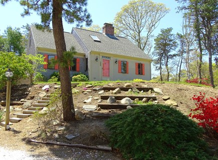 Chatham Cape Cod vacation rental - Located on large corner lot 1/10 mile from Schoolhouse Pond