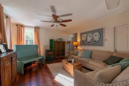 Sandwich Cape Cod vacation rental - Living Room on main level