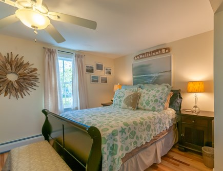 Sandwich Cape Cod vacation rental - Master Bedroom with Queen on 2nd Floor (back section of house)