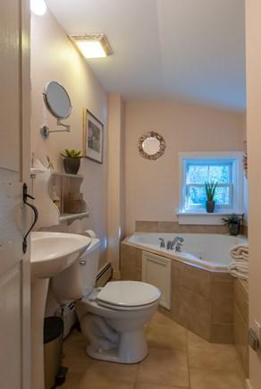 Sandwich Cape Cod vacation rental - Private Master Bath with soaking tub.