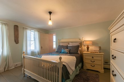Sandwich Cape Cod vacation rental - Bedroom with Queen on 2nd Floor (front section of house)