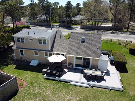 Dennis Cape Cod vacation rental - Aerial