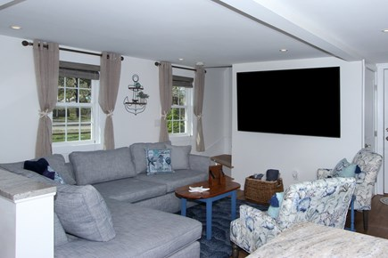 Dennis Cape Cod vacation rental - Cozy and comfortable living room area