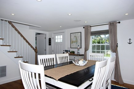 Dennis Cape Cod vacation rental - Dining room area