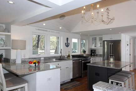 Dennis Cape Cod vacation rental - Well appointed kitchen