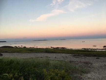 Kingston, Grays Beach MA vacation rental - The beach at sunset