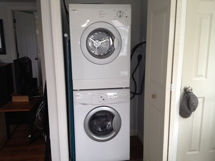 Kingston, Grays Beach MA vacation rental - Your own washer and dryer