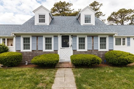 Dennisport Cape Cod vacation rental - Front of house- picturesque Cape Cod style!