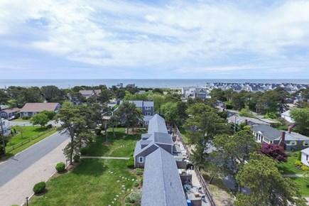 Dennisport Cape Cod vacation rental - Arial view