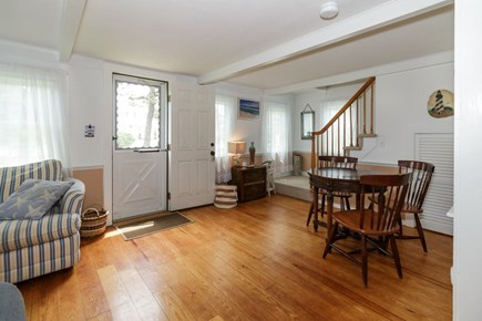 Dennisport Cape Cod vacation rental - Entry into spacious living area