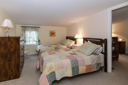 Dennisport Cape Cod vacation rental - Upstairs back bedroom