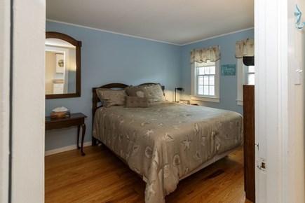 Dennisport Cape Cod vacation rental - Downstairs bedroom