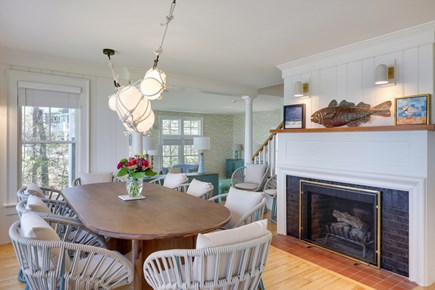 Orleans Cape Cod vacation rental - Dining room