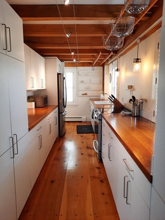 West Barnstable Cape Cod vacation rental - Top notch kitchen with all you need for a family dinner