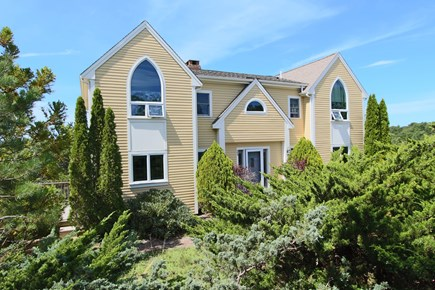 Truro Cape Cod vacation rental - Front of the House