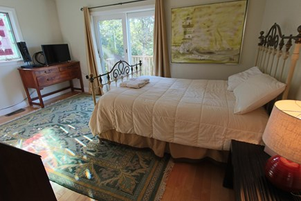 Truro Cape Cod vacation rental - Bedroom on First Floor with Double Bed