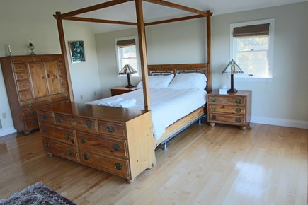 Truro Cape Cod vacation rental - Bedroom on 2nd Floor with Private Bath - Queen Bed