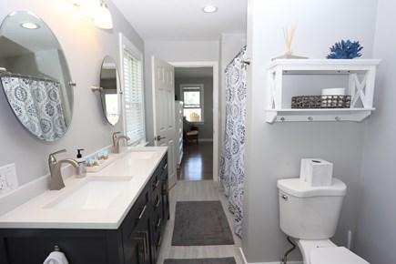Sandwich Cape Cod vacation rental - 2nd Floor Bathroom