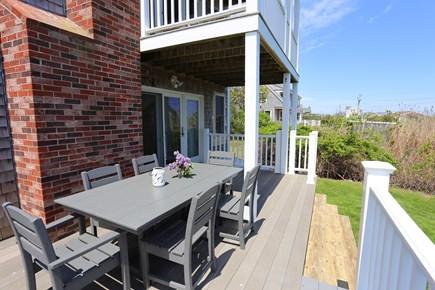 Sandwich Cape Cod vacation rental - Outdoor deck