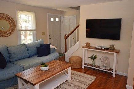 Eastham Cape Cod vacation rental - Living room with 32 TV