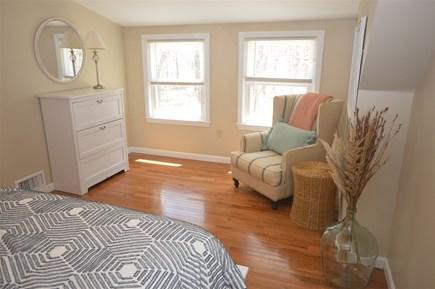 Eastham Cape Cod vacation rental - Second floor bedroom with queen bed quiet sitting area