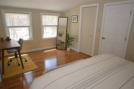 Eastham Cape Cod vacation rental - Second floor master bedroom with king bed