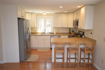 Eastham Cape Cod vacation rental - Kitchen with additional seating