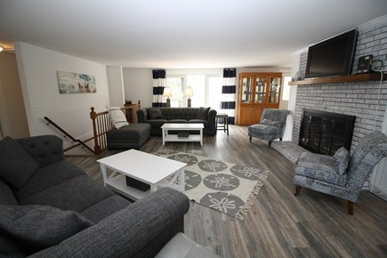 West Yarmouth Cape Cod vacation rental - Recently updated comfortable living room