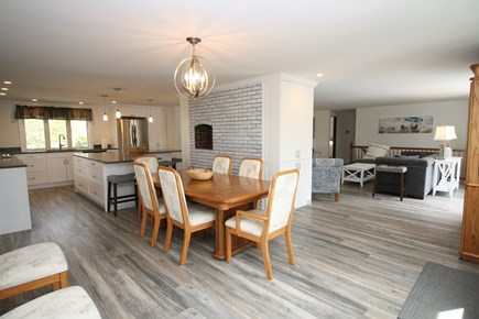 West Yarmouth Cape Cod vacation rental - Light and bright dining area